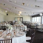 weddings - the water view room